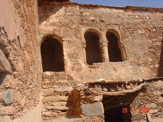Vacances  Maroc - L'Architecture Amazigh Constr10