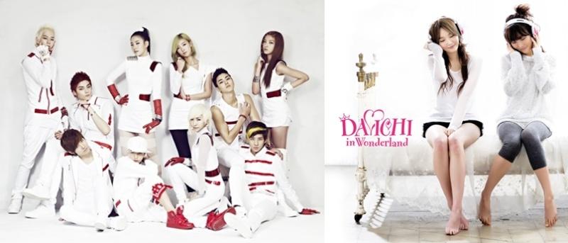 [NEWS] Davichi e seu concerto de natal com T-ara, Co.ed e SeeYa 02/11/10 20100910