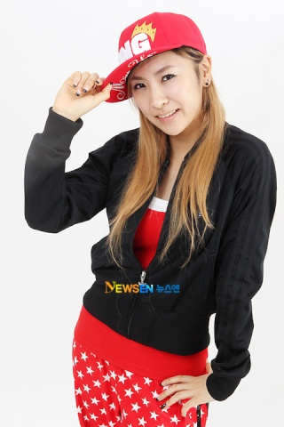 "[NEWS] Chanmi revelou recentemente seu desejo de participar do MBC ""Idol Star Athletics & Swimming Championships"". 03.03.11  20110311"