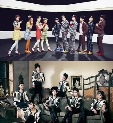 [NEWS] Co-Ed School para sua promoção por causa de T-ara  24.11.10 23-11-10