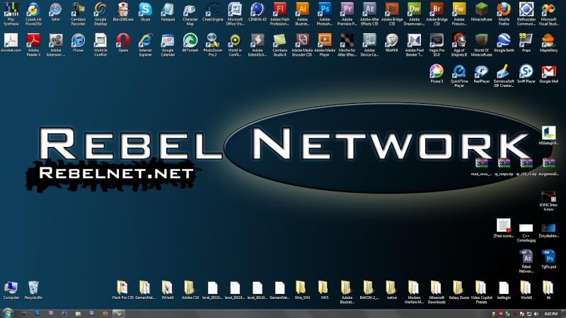 Your Desktop! Deskto10