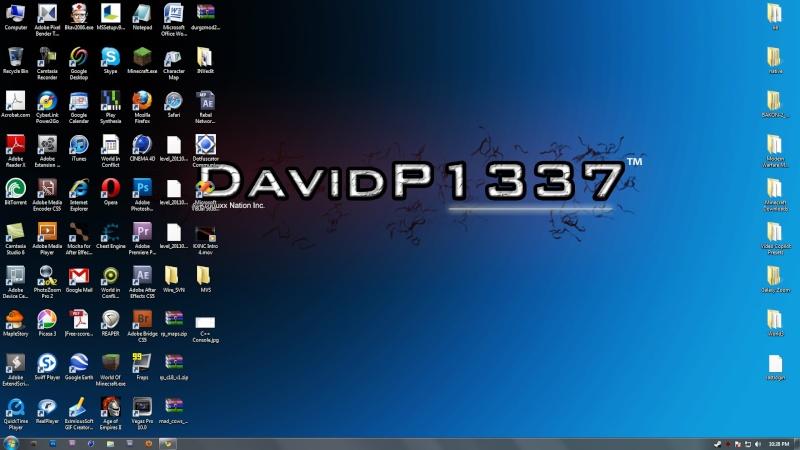 Your Desktop! Zmydes10