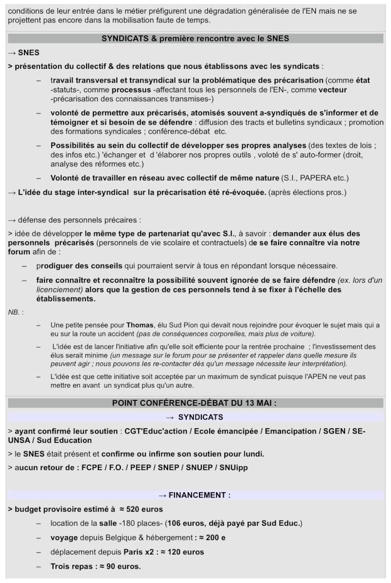 COMPTE-RENDU DE LA RÉUNION DU 6 avril  & ENTRE 2 RÉUNION DU 6/04 AU 4/05 2_cr_d10