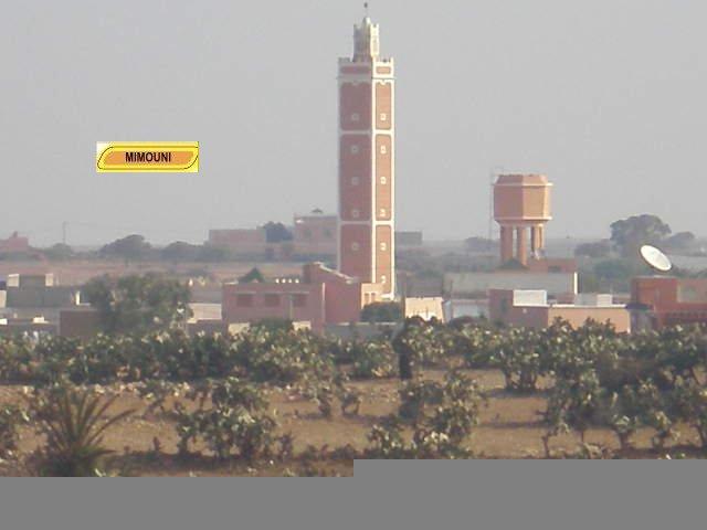 Sidi Bibi Ville en photos et texte Mimoun10
