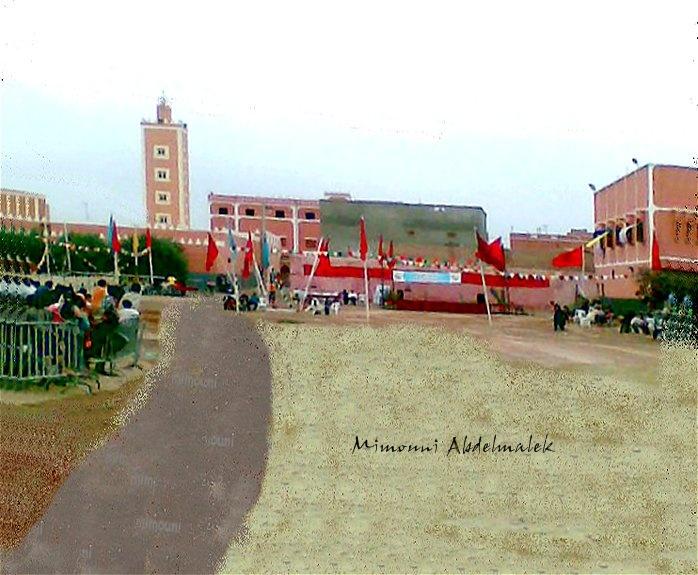 Sidi Bibi Ville en photos et texte Mimoun11