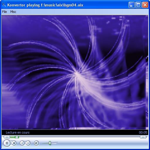 jauge + lecteur audio 0210
