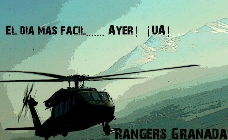Rangers paracaidistas