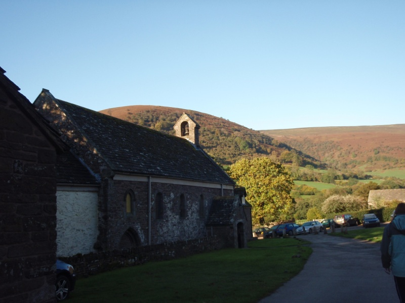 llanthony priory,abergavenny.at the foot of the skirrid mountain Llanth20