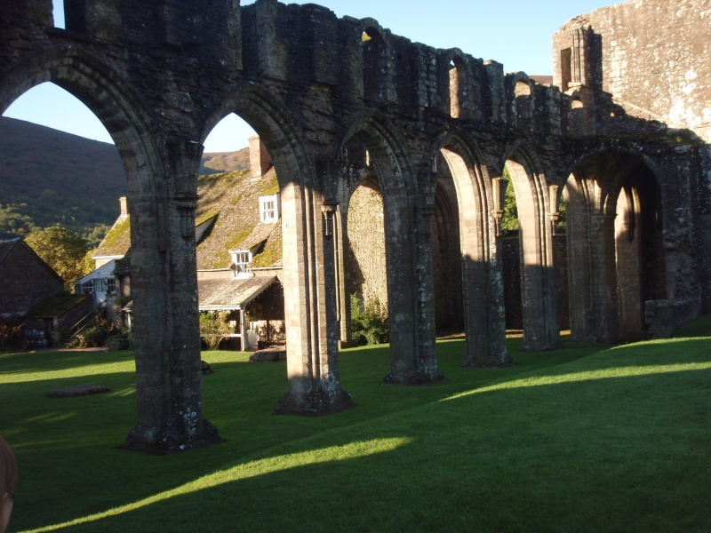 llanthony priory,abergavenny.at the foot of the skirrid mountain Llanth26