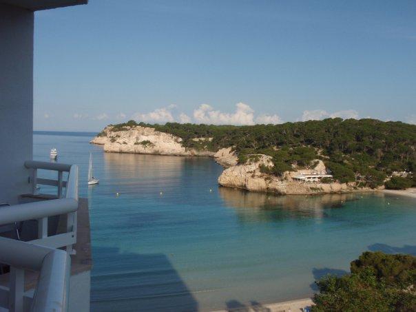 Balearic Islands, Menorca, Cala Galdana  M1010