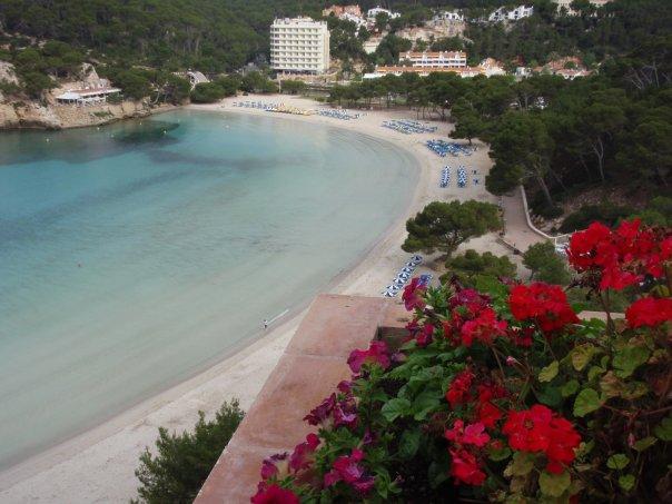 Balearic Islands, Menorca, Cala Galdana  M110