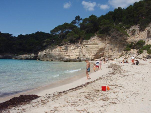 Balearic Islands, Menorca, Cala Galdana  M1210