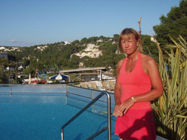 Balearic Islands, Menorca, Cala Galdana  M1410