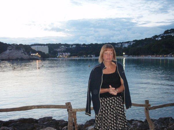 Balearic Islands, Menorca, Cala Galdana  M210
