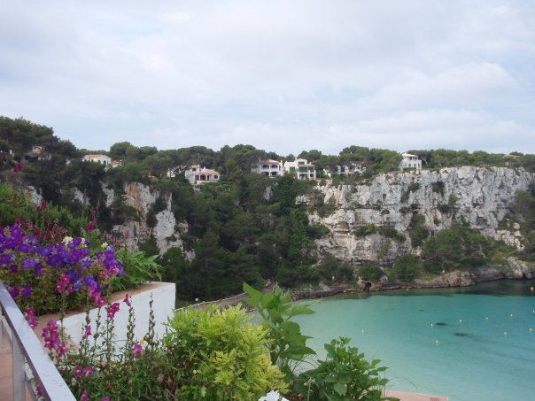 Balearic Islands, Menorca, Cala Galdana  M310