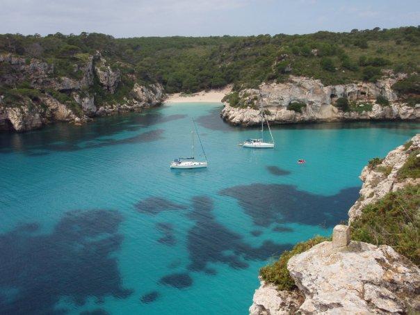 Balearic Islands, Menorca, Cala Galdana  M610