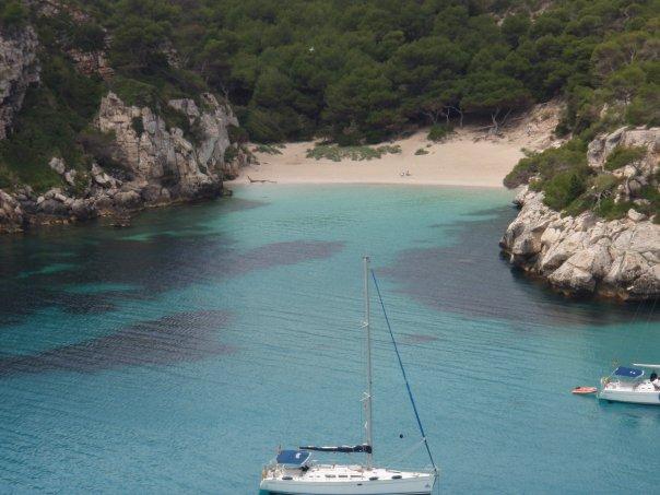 Balearic Islands, Menorca, Cala Galdana  M710