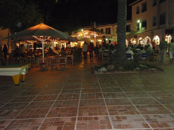 Balearic Islands, Menorca, Cala Galdana  M910