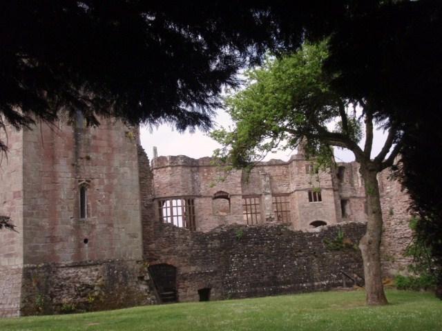 raglan castle P5252819