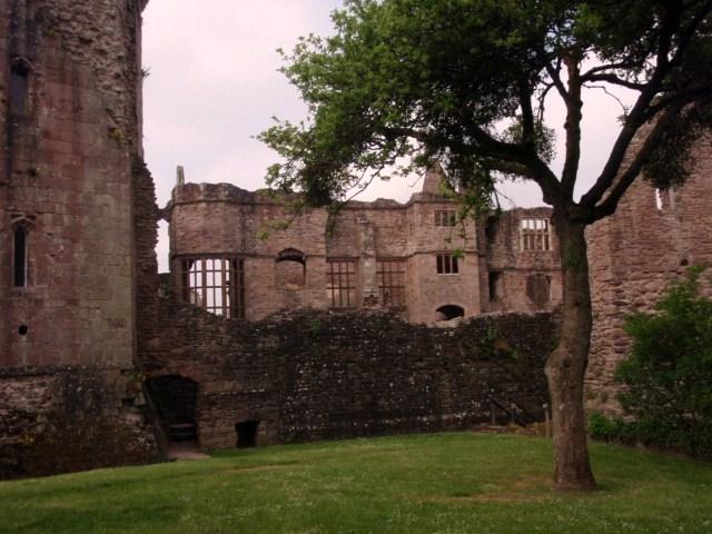 raglan castle P5252820