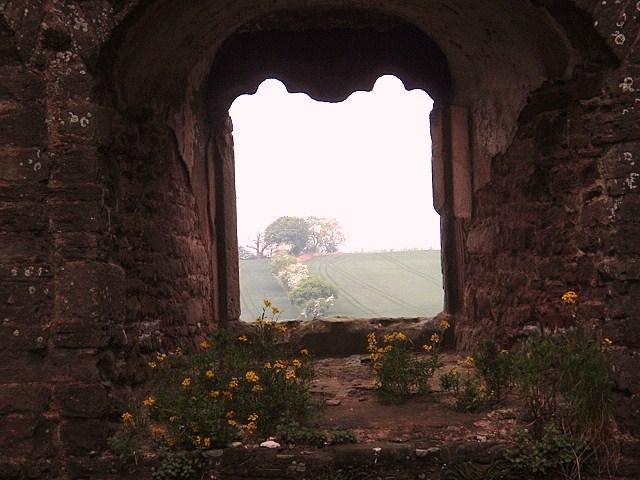 raglan castle P5252914