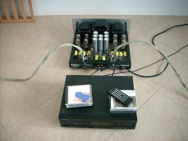 L'impianto di bwv544 (ultraminimalista vintage, meno roba c'è e meglio è) - Pagina 2 Dscn3413