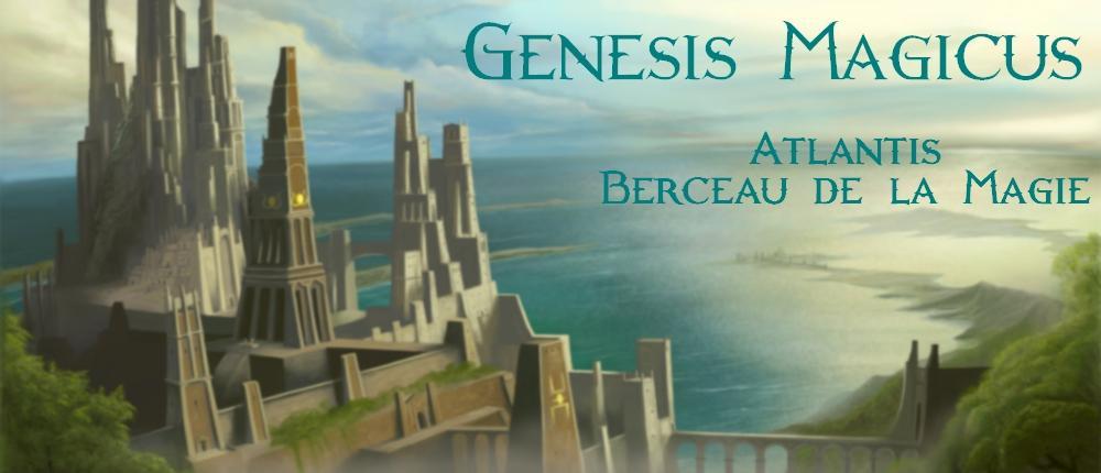Genesis Magicus