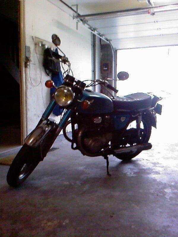 honda CB 250 '70 Photos10