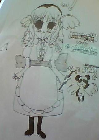 voici des dessin que j'ai fait!!!:) Pictur15