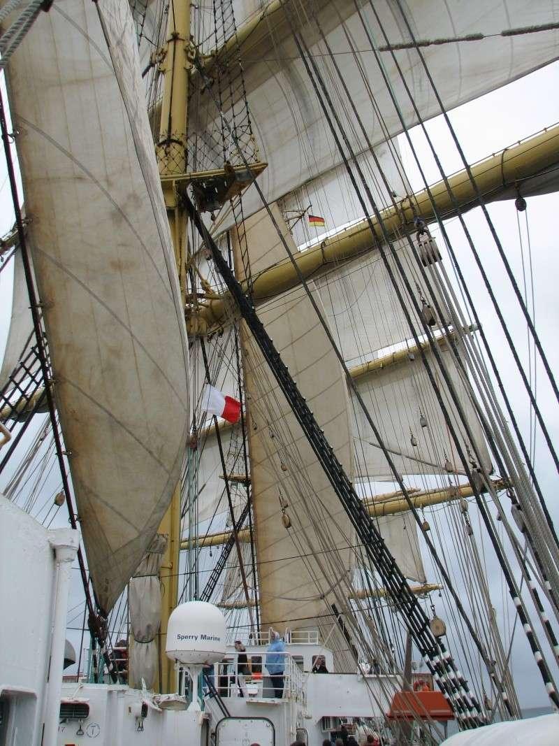 Petit tour sur le quatre mats barque Kruzenshtern Kopie_10