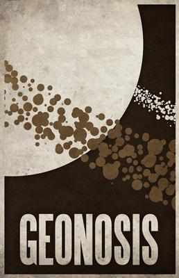 Justin Van Genderen Minimalist Star Wars Tourism Posters  Geonos10