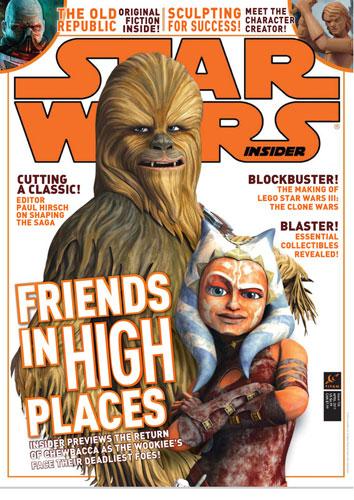 Star wars en romans : Les news Inside10