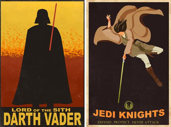 Star Wars : série d'affiches détournées Star_w10