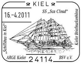 Schiffe im Stempel Kiel_110