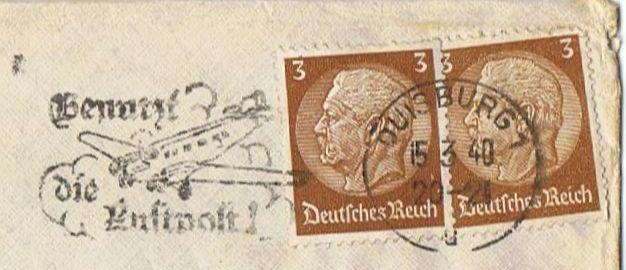Maschinenwerbestempel - Deutsches Reich Mfrst_10