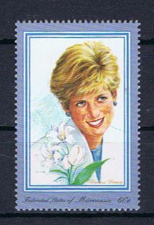 Diana, Prinzessin von Wales Mikron12