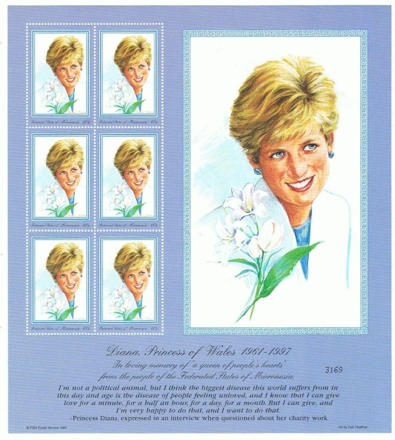 Diana, Prinzessin von Wales Mikron13