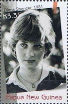 Diana, Prinzessin von Wales Papua_12