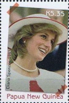 Diana, Prinzessin von Wales Papua_13