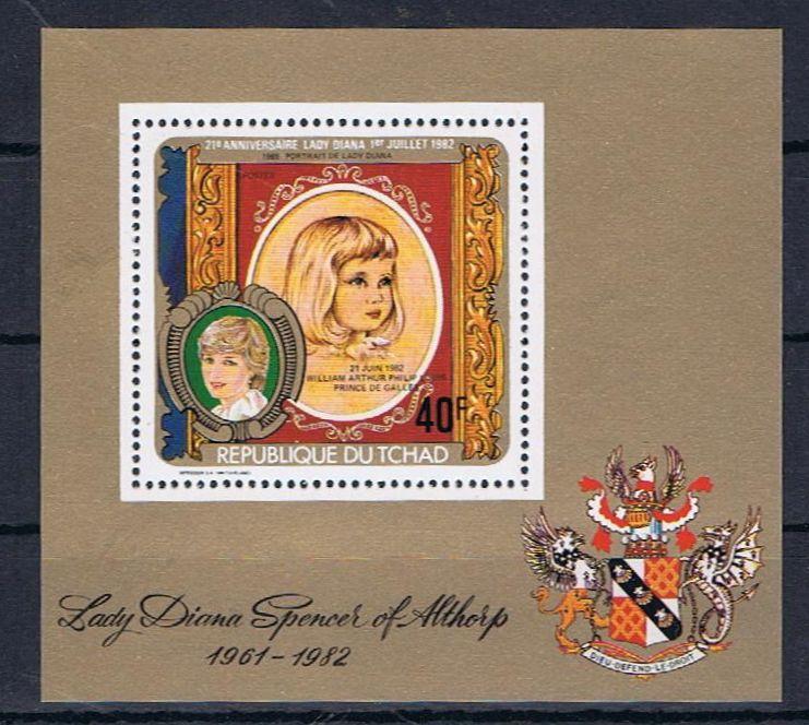 Diana, Prinzessin von Wales Tschad11