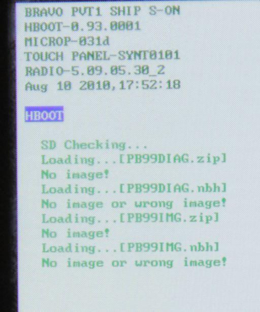 [RESOLU] Logo de boot tourne en boucle après installation de Cyanogen Captur10