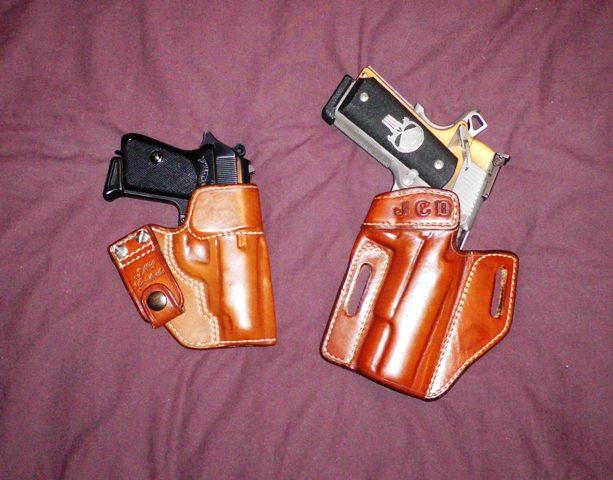 Gamme JMC gun leather Holste12