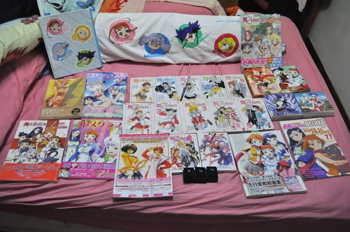 Mai-HiME/Otome Merchandise you DO own? - Page 3 15676210