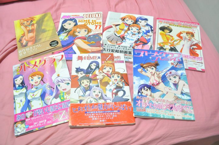 Mai-HiME/Otome Merchandise you DO own? - Page 3 74613_11