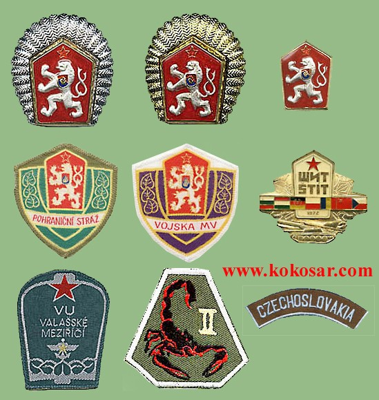 Patches, insignias Aoehos10