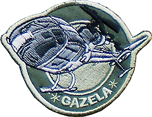 Montenegro Army patches Cgvoj-15