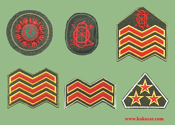 Irish Military Insignia Irskav12