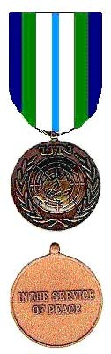 UNITED NATIONS MEDALS   (not in my collection) Minust10