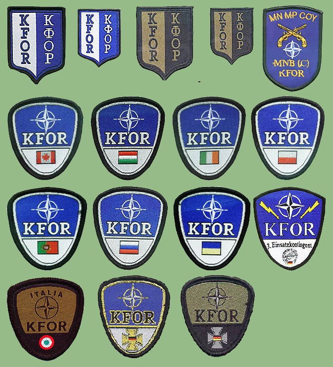 NATO insignias used on ex Yugoslavia territories Nato-k10