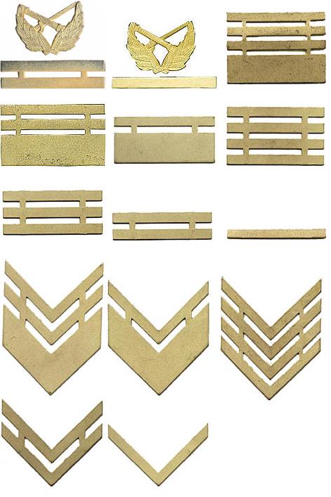 Yugoslav National Army insignias Sfrj-c11